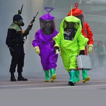 The Teletubby Biohazard Squad