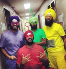 The Teleturbans