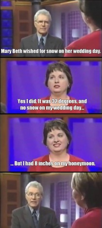 The things that Alex Trebek gets to learn