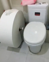 The toilet paper size war has gotten out of control
