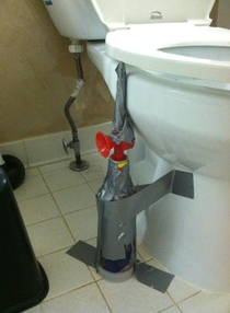 The Ultimate Bathroom Prank