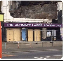 The Ultimate Laser Experience