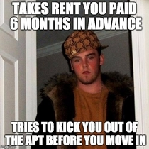 THE ULTIMATE SCUMBAG LANDLORD STORY Does it make it worse that Im disabled