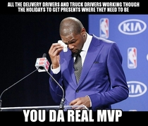The unsung heros of the Holidays