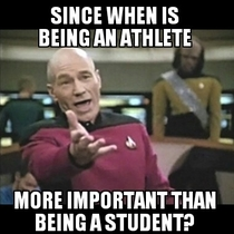 There is a petition for teachers to stop giving athletes homework entirely because of how busy they are with sports