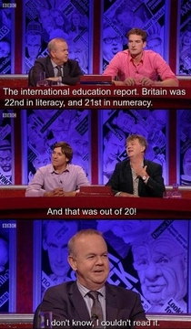 There should be more HIGNFY on Reddit