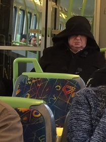 Theres a Sith Lord in my carriage Great