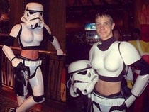 these arent the stormtroopers youre looking for