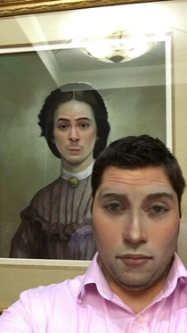 These face-swapping apps are the most fun in museums