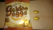 These golden eggs