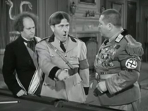 These three guys werent afraid to make fun of dictators -- and their studio Columbia at one time wasnt afraid either
