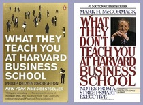 These two books contain the sum total of all human knowledge