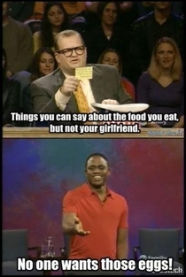 things you can say about food but not your girlfriend