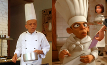 This chef looked eerily familiar to me