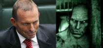 This guy from Outlast looks a lot like Australias current Prime Minister Tony Abbott