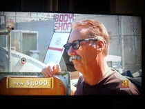 This guy in Pawn Stars is really using Imax D glasses as sunglasses