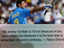This guy is considered to be the Gentleman of the cricketing world
