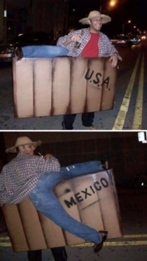 This guy just won halloween everyone can go home now
