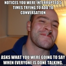 This guy makes group conversations better