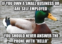 This happened to me on back to back service calls today I thought this was common knowledge but apparently not