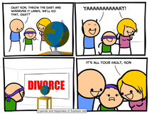 This is for people who like cyanide and happiness