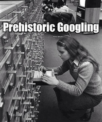 This is how I used to Google information