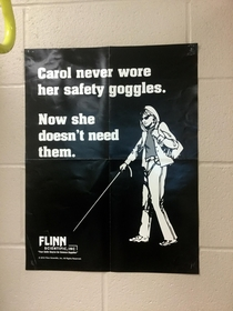 This is in my schools chemistry room