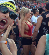 This is the real reason why men go to music festivals