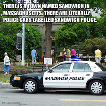 This Is The Sandwich Police Lettuce In