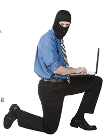 This is what a Professional Hacker looks like according to the latest IT security course I took at work