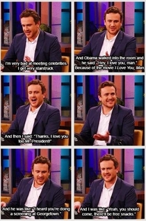 This is why I love Jason Segel