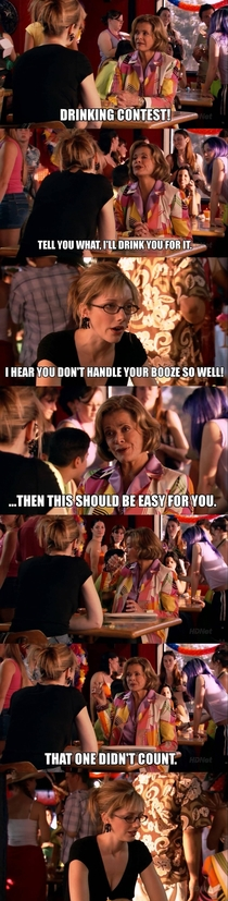 This is why I love Lucille Bluth