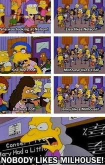 This is why I love the Simpsons