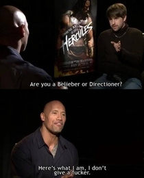 This is why the rock is awesome