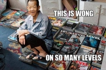 This is Wong on so many levels