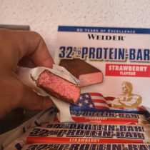 This protein bar at work i bought just to see if it fits the package Im impressed
