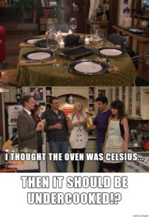 This shouldnt bug me but it did How I Met Your Mother Logic