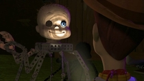 This was the scariest mother fucker of my childhood
