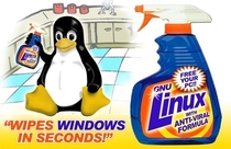 This wipes windows in seconds