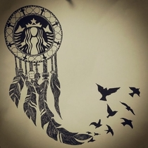 This would be the most white girl tattoo ever if some one was stupid enough to get it