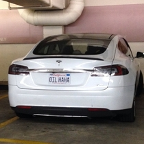 Those smug Tesla car owners