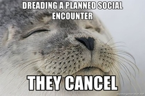 Those with social anxiety will understand
