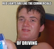 Thought of this in the car the other day
