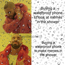 thought of this in the shower