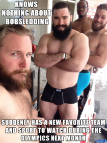 Thoughts on the Olympic Canadian bobsled team