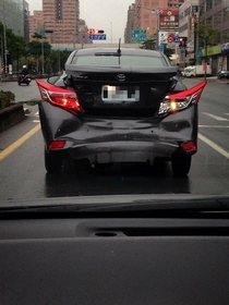 TIL rear-ended Toyotas become Decepticons
