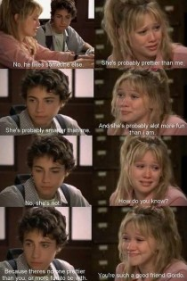 TIL the Disney Channel is responsible for teaching girls how to properly friendzone