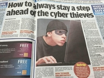 TIL what a cyber-thief looks like