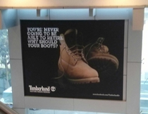Timberland thinks poorly of your retirement plan