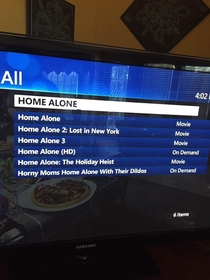 Time to watch all the Home Alone movies